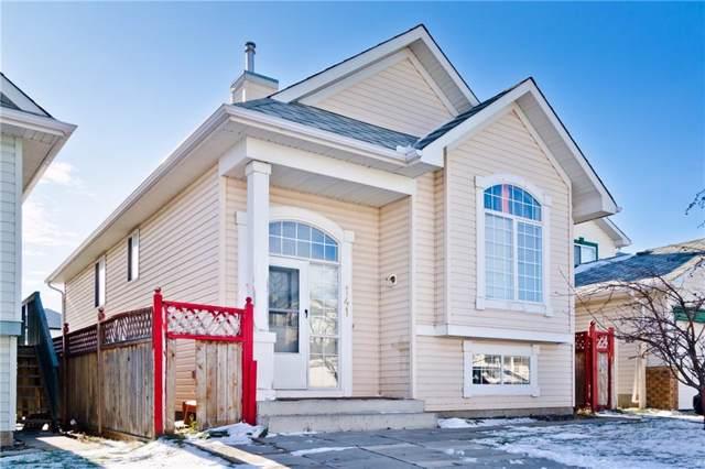141 San Fernando Place NE, Calgary, AB T1Y 7J1 (#C4274754) :: Calgary Homefinders