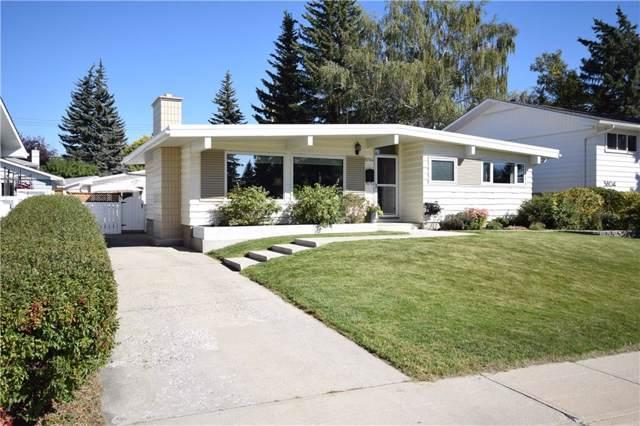 5724 Lakeview Drive SW, Calgary, AB T3E 5S4 (#C4274758) :: Virtu Real Estate