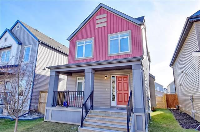 82 Copperpond Heights SE, Calgary, AB  (#C4274770) :: Virtu Real Estate