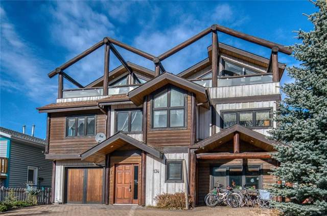 134 15 Street #1, Canmore, AB T1W 1M2 (#C4274781) :: Calgary Homefinders