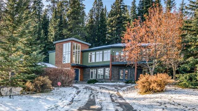 4 Prospect Close, Canmore, AB T1W 2S3 (#C4274789) :: The Cliff Stevenson Group