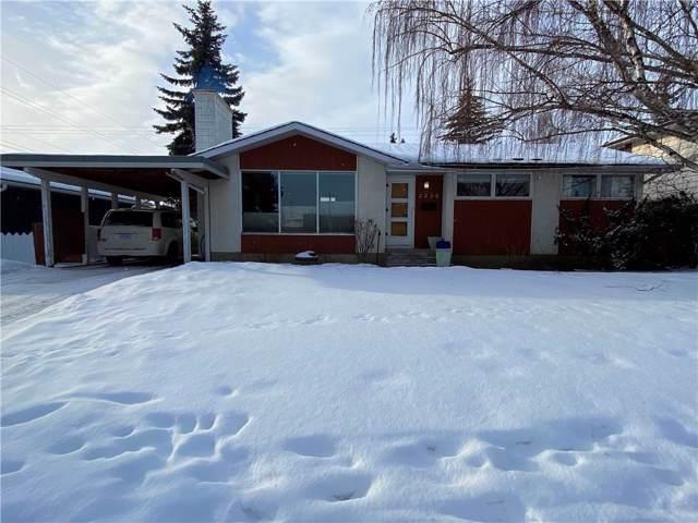 2236 Longridge Drive SW, Calgary, AB T3E 5N6 (#C4274795) :: Redline Real Estate Group Inc