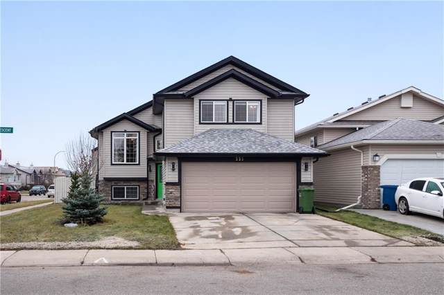 225 Stonegate Crescent NW, Airdrie, AB T4B 2S9 (#C4274807) :: Virtu Real Estate