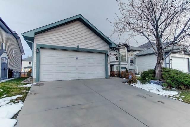 112 Hidden Spring Close NW, Calgary, AB  (#C4274839) :: Redline Real Estate Group Inc