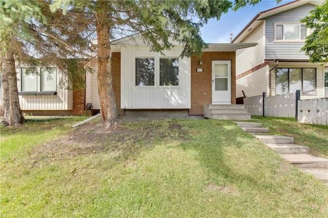 4231 58 Street NE, Calgary, AB T1Y 4G2 (#C4274862) :: Canmore & Banff