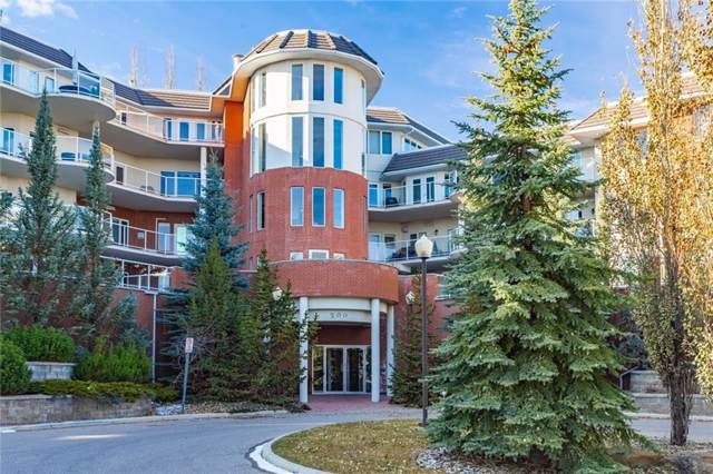 200 Patina Court SW #206, Calgary, AB T3H 4K9 (#C4274866) :: Redline Real Estate Group Inc