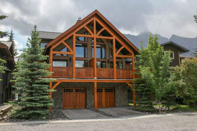 633 4th Street #1, Canmore, AB  (#C4274870) :: The Cliff Stevenson Group
