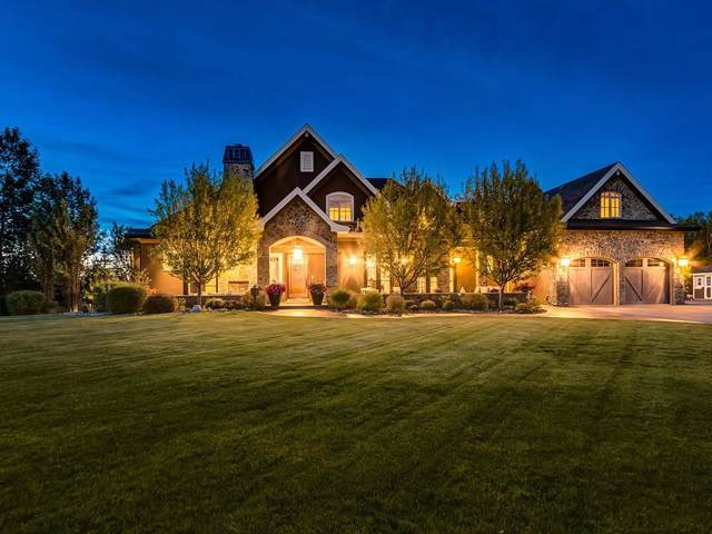 16 Grandview Place, Rural Rocky View County, AB T3Z 0A7 (#C4274890) :: Virtu Real Estate