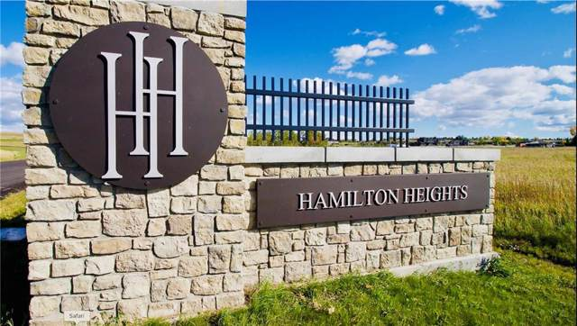 Lot 1, 16191 200 Hamilton Heights Mews, Rural Foothills County, AB T0L 0X0 (#C4274907) :: Canmore & Banff