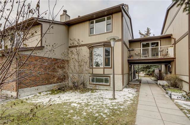 6103 Madigan Drive NE #79, Calgary, AB T2A 5K9 (#C4274914) :: Redline Real Estate Group Inc