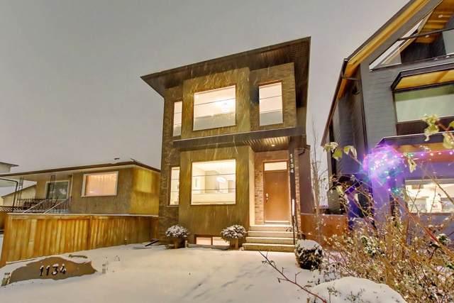 1134 Colgrove Avenue NE, Calgary, AB T2E 5B9 (#C4274918) :: The Cliff Stevenson Group