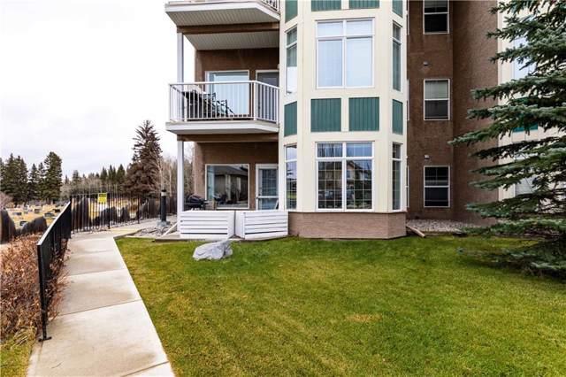 248 Sunterra Ridge Place #101, Cochrane, AB T4C 1W9 (#C4274919) :: Redline Real Estate Group Inc