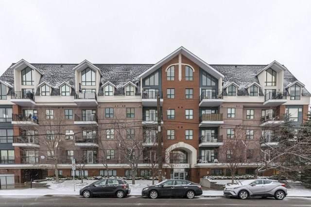 138 18 Avenue SE #505, Calgary, AB T2G 5P9 (#C4274923) :: Redline Real Estate Group Inc