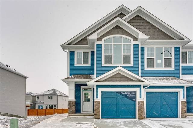 8 Sage Bluff Heights NW, Calgary, AB T3R 1W3 (#C4274953) :: The Cliff Stevenson Group