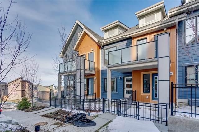 122 Livingston Common NE, Calgary, AB T3P 0V8 (#C4274955) :: Redline Real Estate Group Inc
