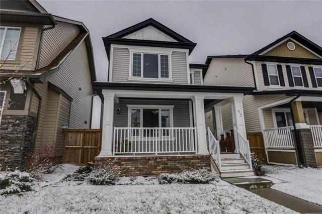 92 Copperpond Rise SE, Calgary, AB T2Z 1J7 (#C4274956) :: Virtu Real Estate