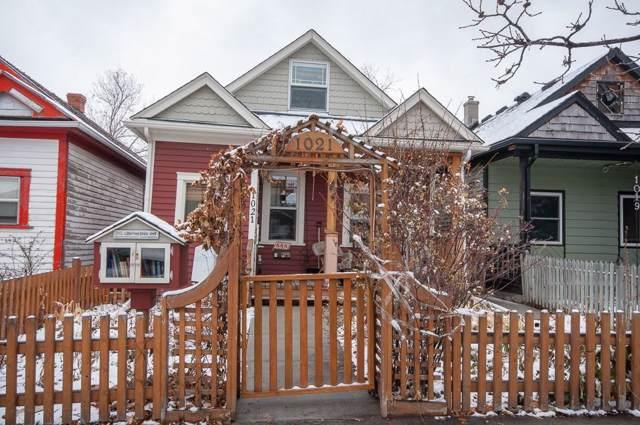 1021 17 Avenue SE, Calgary, AB T2G 1J6 (#C4274964) :: Calgary Homefinders