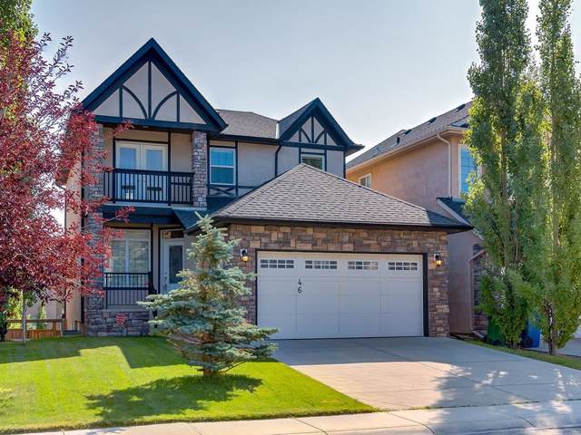 46 Sherwood Terrace NW, Calgary, AB T3R 1M6 (#C4274968) :: Redline Real Estate Group Inc