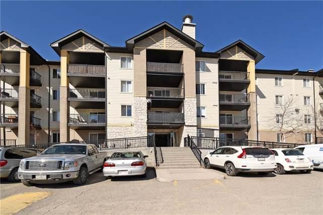 304 Mackenzie Way SW #8221, Airdrie, AB T4B 3H8 (#C4274982) :: Virtu Real Estate