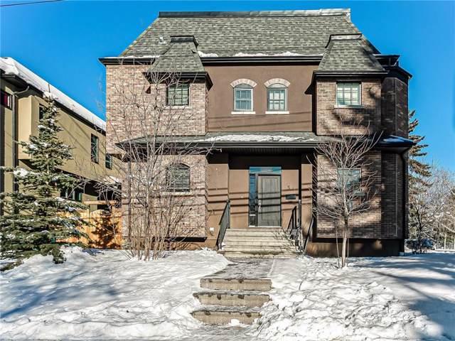 54 34 Avenue SW, Calgary, AB T2S 2Z1 (#C4275009) :: Virtu Real Estate