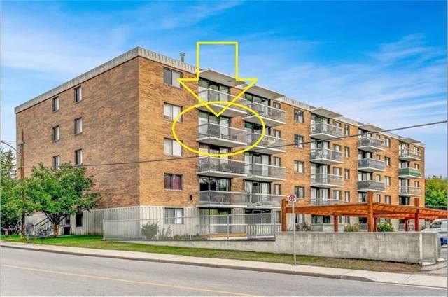 521 57 Avenue SW #410, Calgary, AB T2V 4N5 (#C4275031) :: Calgary Homefinders
