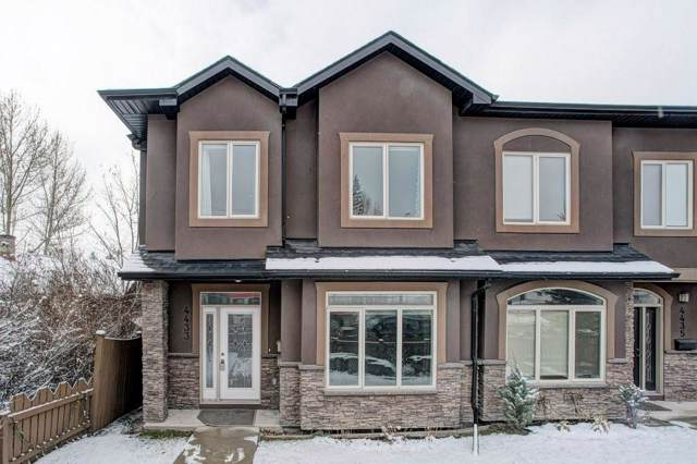 4433 Bowness Road NW, Calgary, AB T3B 0A7 (#C4275043) :: The Cliff Stevenson Group