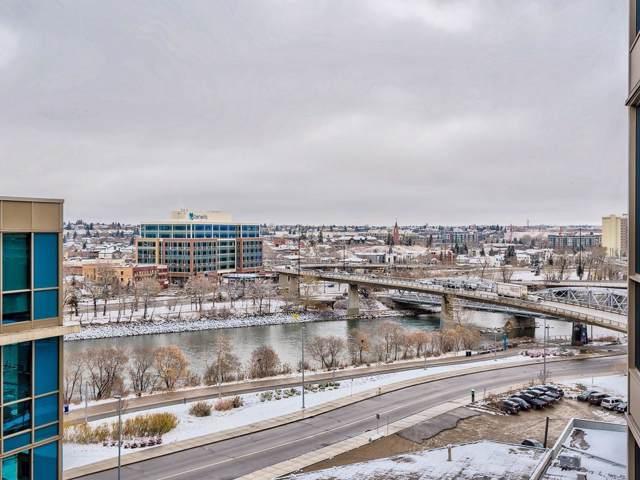 325 3 Street SE #901, Calgary, AB T2G 0T9 (#C4275075) :: Virtu Real Estate