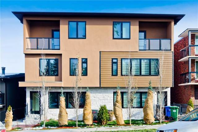 1816 17 Street SW #2, Calgary, AB T2T 4M2 (#C4275079) :: Redline Real Estate Group Inc