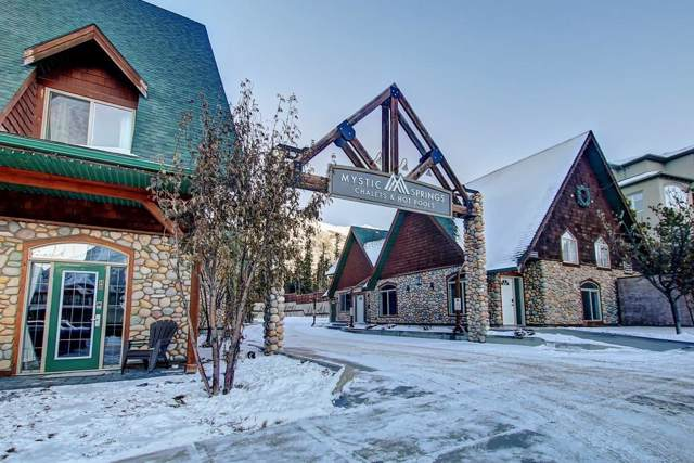 140 Kananaskis Way #132, Canmore, AB T1W 2X2 (#C4275081) :: Canmore & Banff