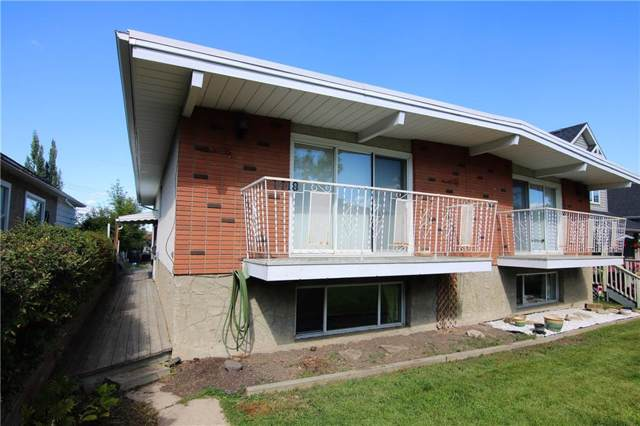 1418 22 Avenue NW, Calgary, AB T2M 1P8 (#C4275132) :: Calgary Homefinders