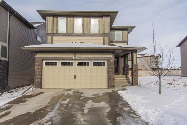 178 Hillcrest Heights SW, Airdrie, AB T4B 4C2 (#C4275135) :: Virtu Real Estate