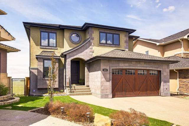 1601 Montrose Terrace SE, High River, AB T1V 0B5 (#C4275153) :: Calgary Homefinders