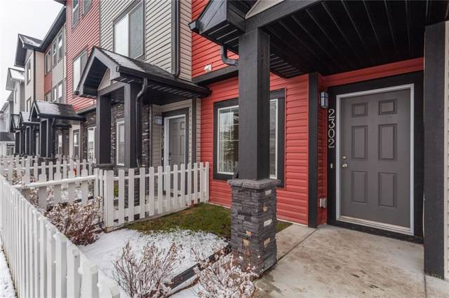 2302 Jumping Pound Common, Cochrane, AB T4C 2L1 (#C4275164) :: Redline Real Estate Group Inc