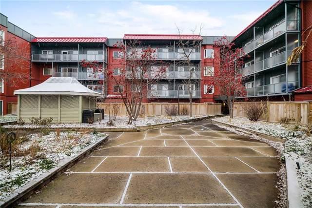 333 Garry Crescent NE #123, Calgary, AB T2K 5W9 (#C4275194) :: Virtu Real Estate