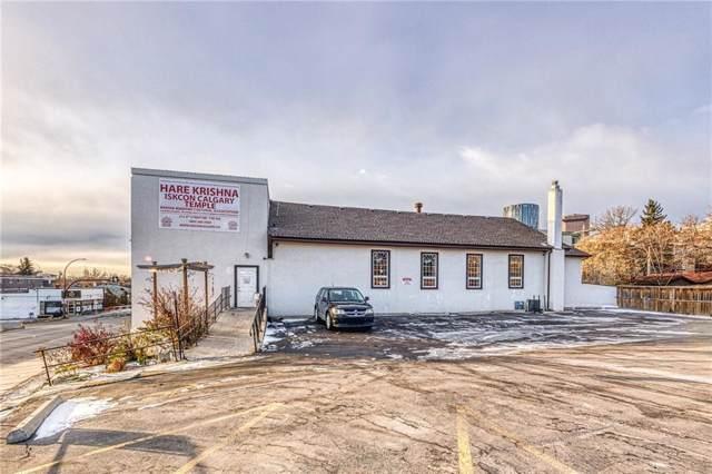 313 - 319 4 Street NE, Calgary, AB T2E 3S3 (#C4275197) :: Redline Real Estate Group Inc