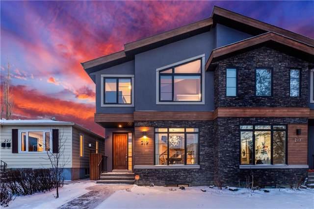 219 28 Avenue NE, Calgary, AB T2E 2B2 (#C4275202) :: Calgary Homefinders