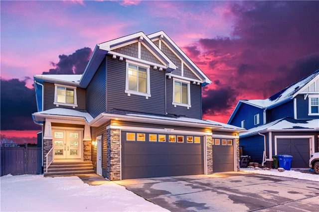 417 Kinniburgh Cove, Chestermere, AB T1X 0T8 (#C4275204) :: Redline Real Estate Group Inc