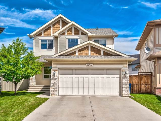 804 Coopers Square SW, Airdrie, AB T4B 0G7 (#C4275219) :: Canmore & Banff