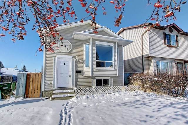 131 Martindale Drive NE, Calgary, AB T3J 3G5 (#C4275222) :: Redline Real Estate Group Inc