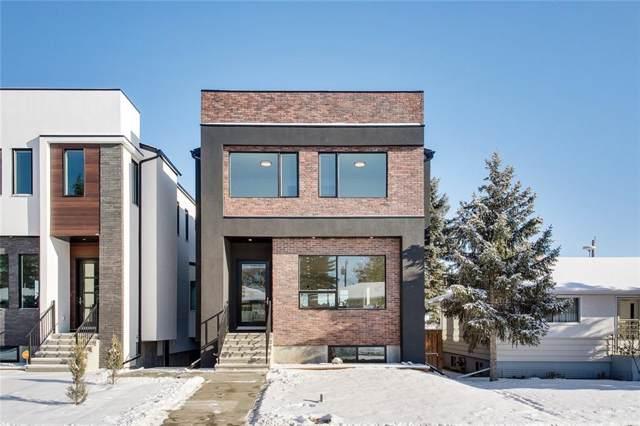 1442 Russell Road NE, Calgary, AB T2E 5N3 (#C4275239) :: The Cliff Stevenson Group