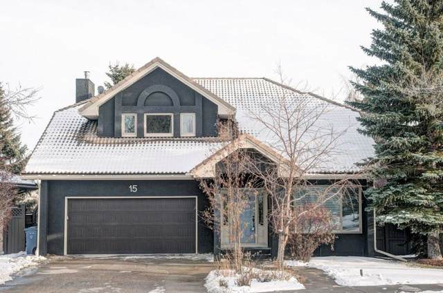 15 Strathdale Close SW, Calgary, AB T3H 2K2 (#C4275247) :: Redline Real Estate Group Inc