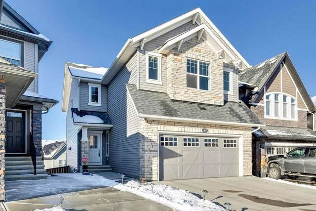 46 Nolanfield Court NW, Calgary, AB T3R 0L8 (#C4275261) :: Virtu Real Estate