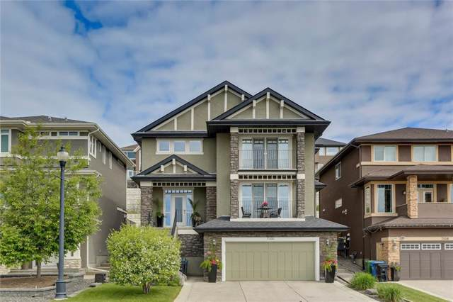 7508 Springbank Way SW, Calgary, AB T3H 4V4 (#C4275265) :: Calgary Homefinders