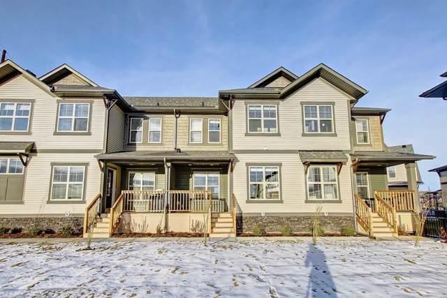 32 Horseshoe Crescent #1703, Cochrane, AB T4C 2P4 (#C4275273) :: Virtu Real Estate