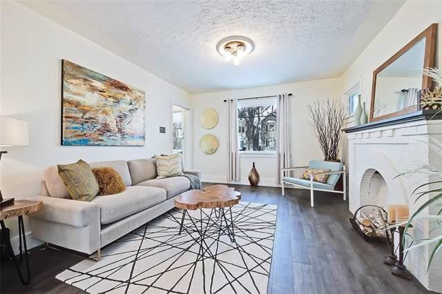 227 7 Avenue NE, Calgary, AB T2E 0M8 (#C4275311) :: Virtu Real Estate