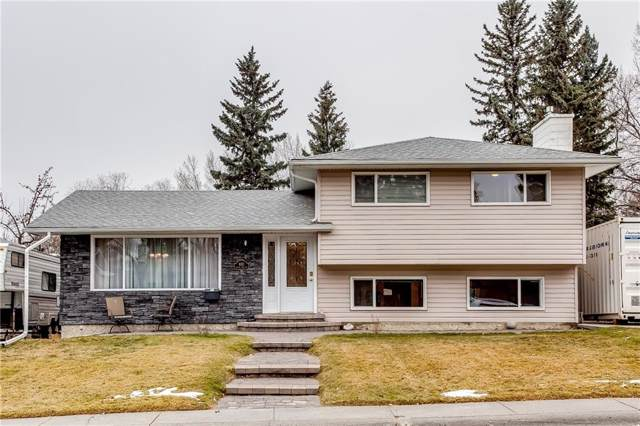 6315 Dalsby Road NW, Calgary, AB T3A 1M6 (#C4275314) :: Redline Real Estate Group Inc
