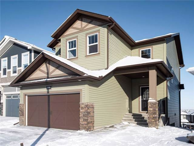 299 Hillcrest Heights SW, Airdrie, AB T4B 2R9 (#C4275321) :: Virtu Real Estate