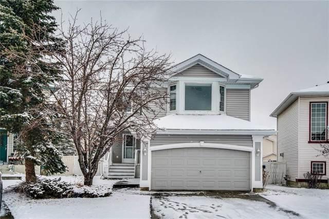 30 Citadel Peak Mews NW, Calgary, AB T3G 4H6 (#C4275360) :: Virtu Real Estate
