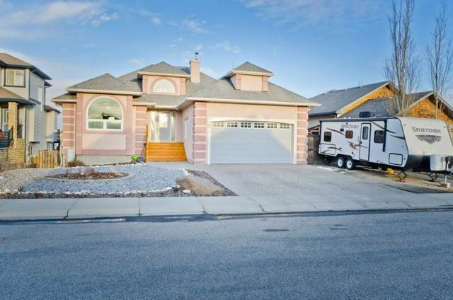 106 Strathmore Lakes Place, Strathmore, AB T1P 1Y6 (#C4275362) :: Calgary Homefinders