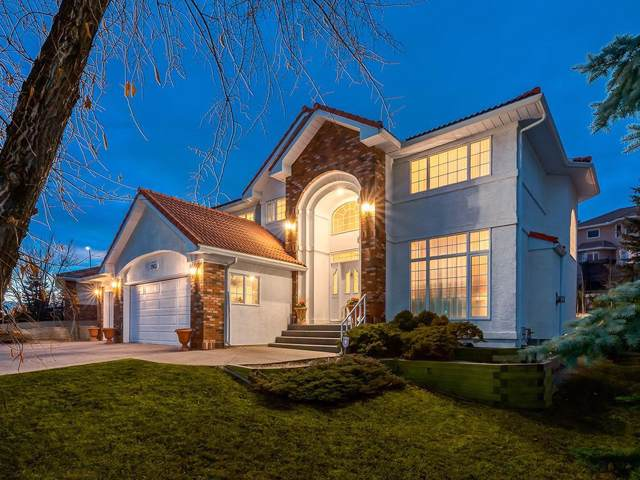 2965 Signal Hill Drive SW, Calgary, AB T3H 2X5 (#C4275367) :: Redline Real Estate Group Inc